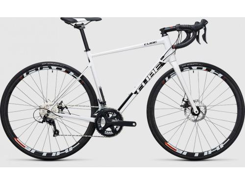 Cube Attain Pro Disc white´n´black